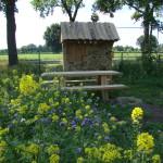 Bijenhotel bijenommetje Landerd (1)